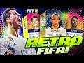 I went back on FIFA18...