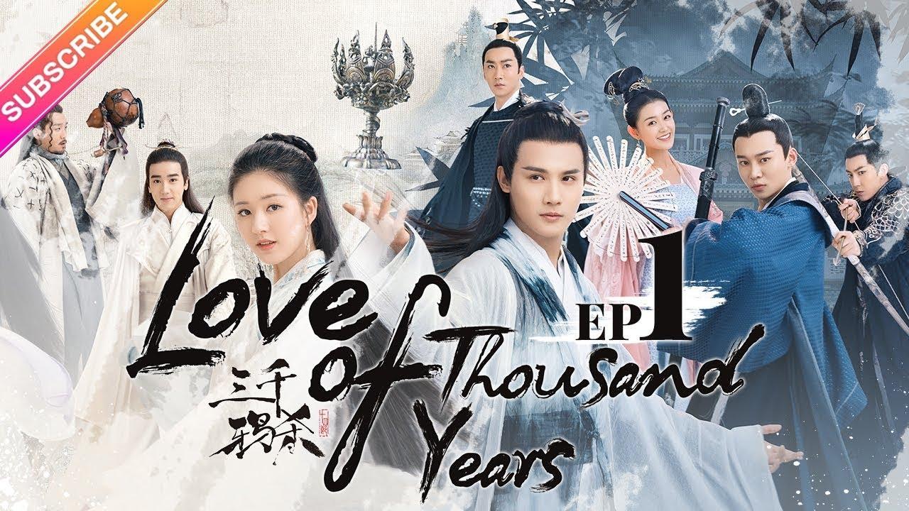 Download 【ENG SUB】Love of Thousand Years EP1 - Zheng Yecheng, Zhao Lusi, Liu Yitong, Wang Mengli【Fresh Drama】