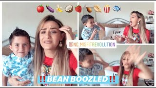 Bean Boozled Challenge | Ft. The Little Bro