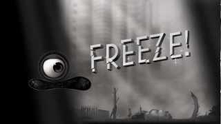 牢獄から脱出する奇妙なパズルアプリ「Freeze! - 逃走」