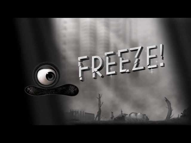 Freeze! – 逃走