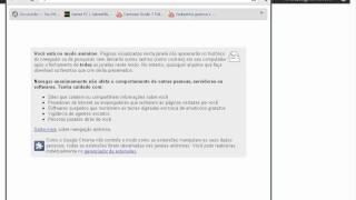Tutorial Como navegar com o browser anônimo (oculto)