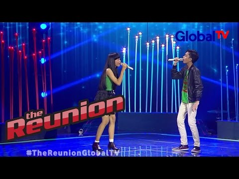 "Christo, Tasya ""In The Name Of Love"" I The Reunion GlobalTV 2016"