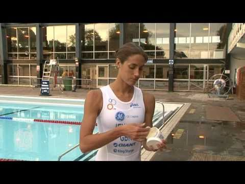 Triathlon Tips: Putting on a wetsuit --Marc and He...
