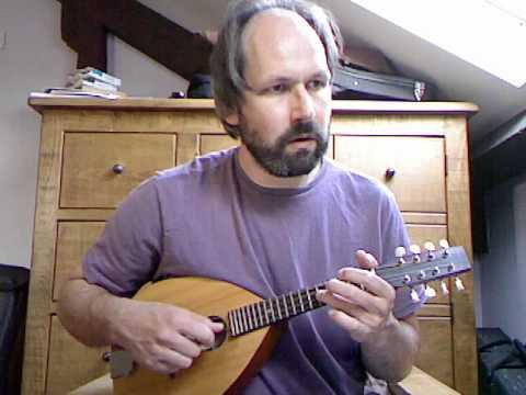 Stehn zwei Stern am hohen Himmel (trad. German), mandolin instrumental