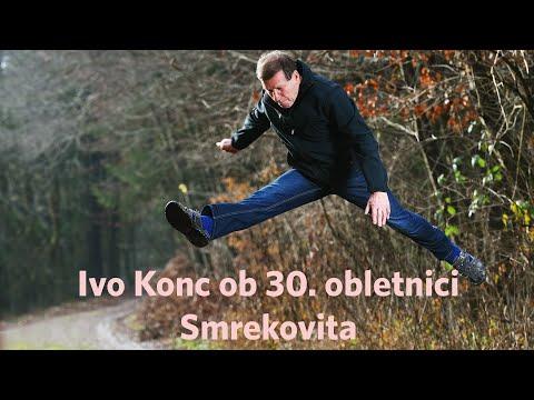 Video: Ivo Konc ob 30. obletnici smrekovega mazila 2020