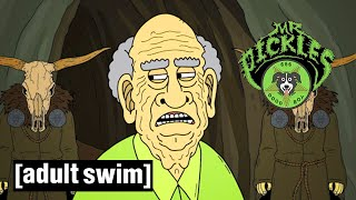 Mr Pickles | Gehirn Download | Adult Swim