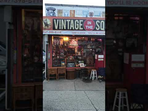Vintage in The Square - Bronx Antique Store