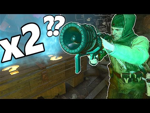 2 THUNDERGUNS ATTEMPT IN ZOMBIES CHRONICLES! Call of Duty Black Ops 3 Gameplay