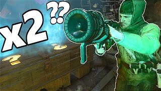 2 THUNDERGUNS IN KINO DER TOTEN! Call of Duty Black Ops 3 Zombies Chronicles Gameplay