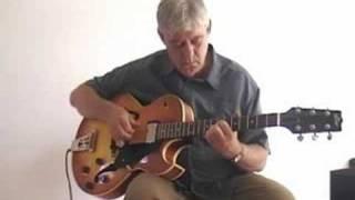 Soul Lament - Kenny Burrell - jazz guitar - Heritage 575 - Bert van der Waarde