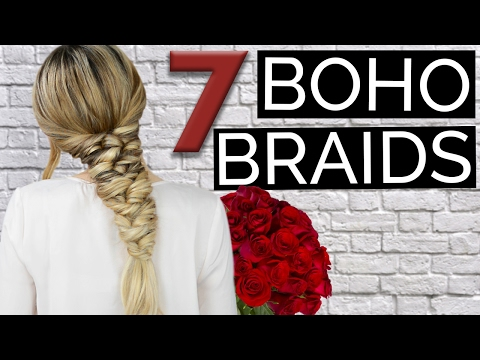 7 Boho Braids Every Girl Needs to Know
