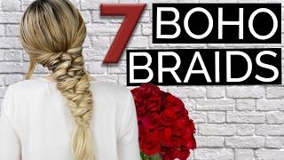 7 Boho Braids Every Girl Needs to Know