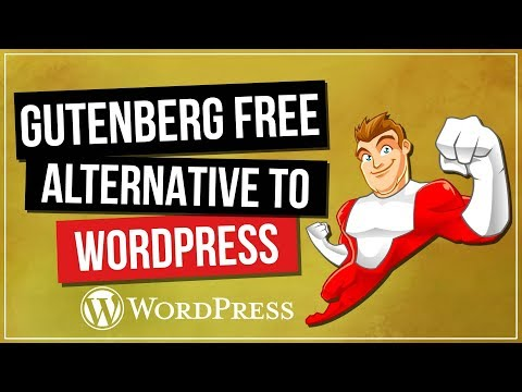 WordPress 5 Gutenberg Free Alternative | ClassicPress 👍🤔