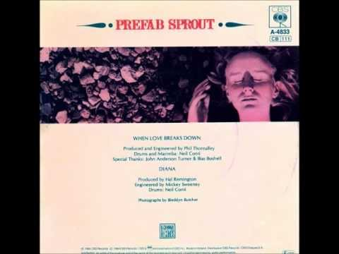 Diana - Prefab Sprout (original version from 1984 single)