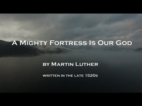 The Story Behind A Mighty Fortress Is Our God