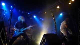 EMERGENCY GATE -Story Of A Psychopath + Point Zero - live (11.11.2012 Berlin, K17) HD