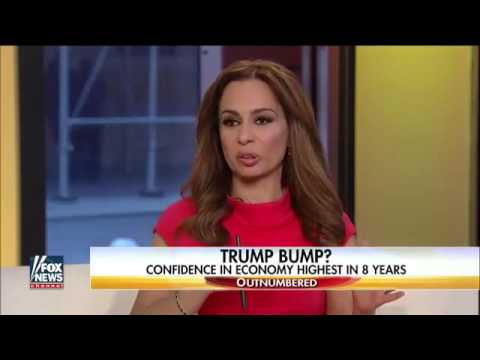 Julie Roginsky questions the post election Trump bump