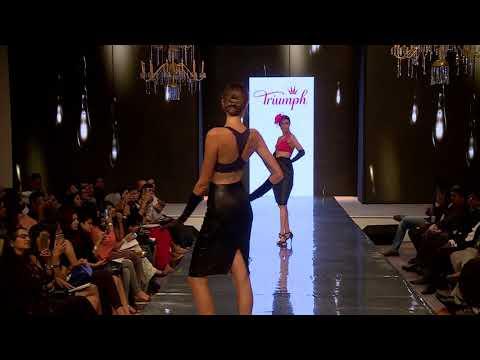 Lace Collection Triumph Fashion Show
