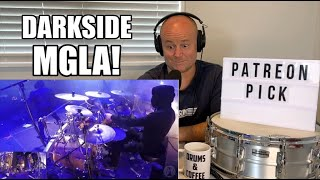 Drum Teacher Reacts | DARKSIDE Mgła-Exercises in Futility V | Brutal Assault 2019 | (2020 Reaction)