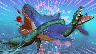 피드앤그로우 생태계는 공룡이 접수했다! - 피드앤그로우 피쉬(Feed and grow Fish) - 겜브링(GGAMBRING)