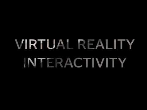 Interactive Virtual Reality Architectural Visualisation  - VRtisan - Examples of interactivity