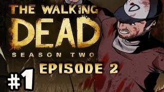DRINK AWAY - The Walking Dead Season 2 Episode 2 A HOUSE DIVIDED Walkthrough Ep.1