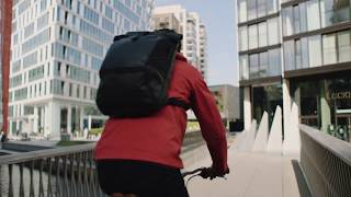 "Lenovo 15.6"" Commuter Backpack Lifestyle Tour"