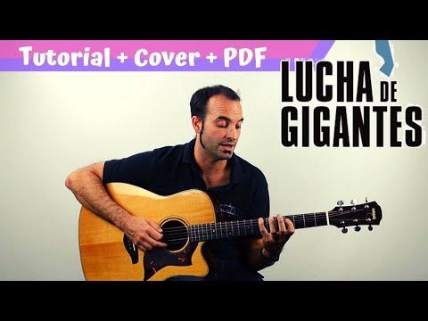 Lucha De Gigantes | Antonio Vega | PDF GRATIS + TUTORIAL + COVER |