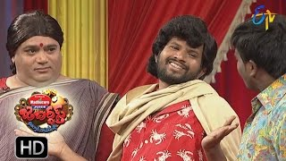 Hyper Aadi Raising Raju Performance | Jabardsth | 19th January 2017| ETV  Telugu