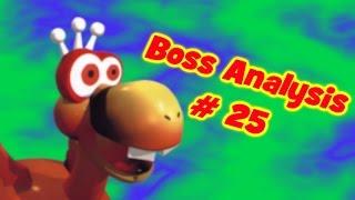 Boss Analysis # 25