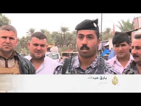 معارك كر وفر بين مسلحي تنظيم الدولة وقوات البشمركة