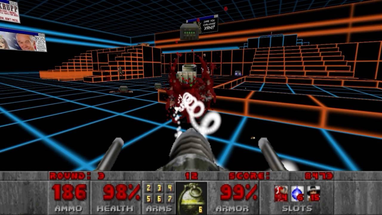 Reelism zdoom mod gameplay - YouTube