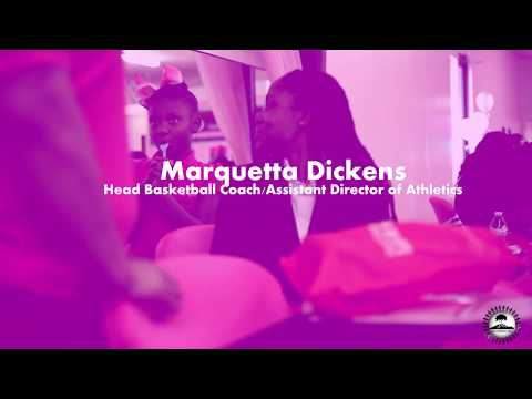 Full - Marquetta Dickens: Michael's Angels Girls Club Career Luncheon