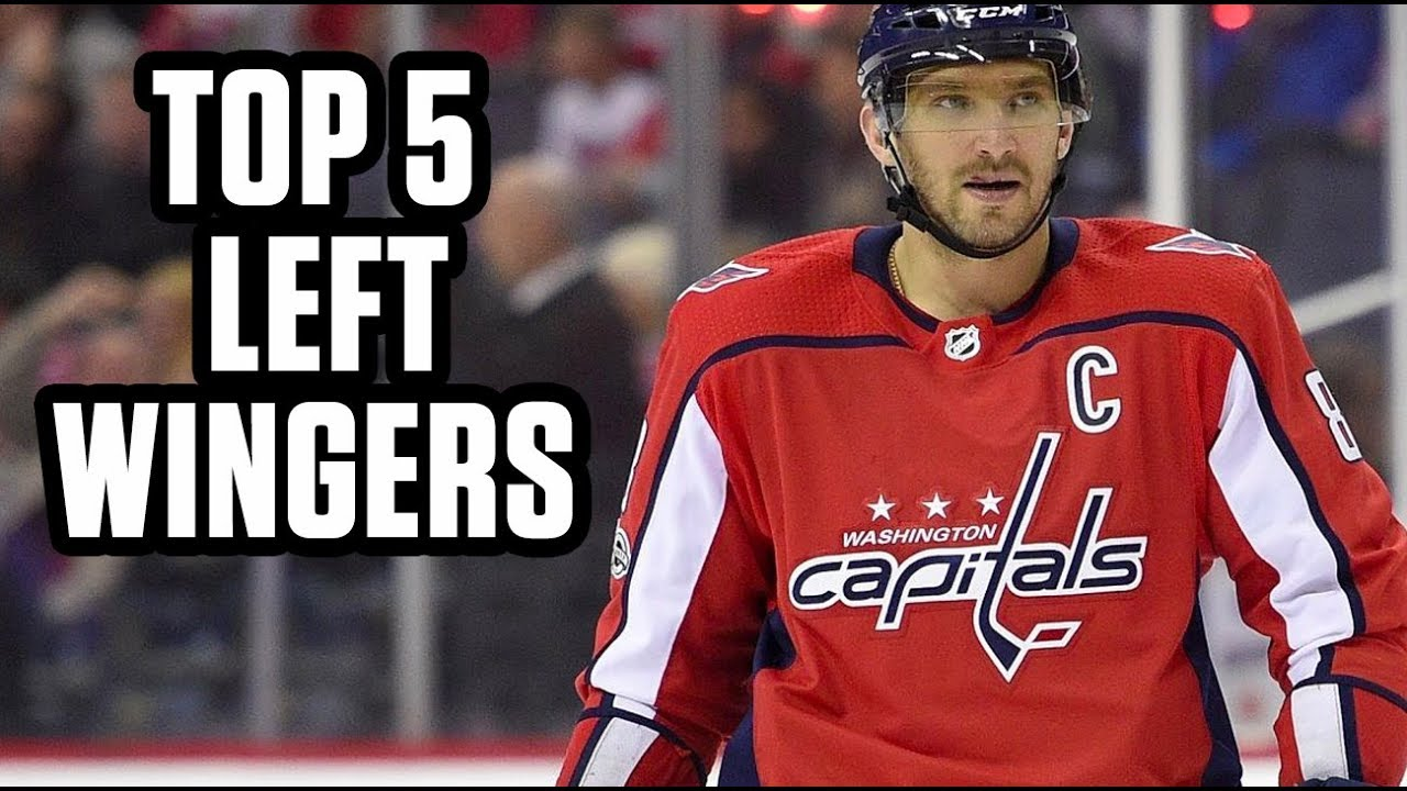 Top 5 Left Wingers | 2019 Fantasy Hockey Draft Kit