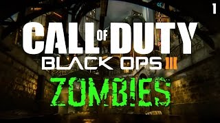 Black Ops 3 Zombies | Random Games #1 (PC 1080p 60fps)