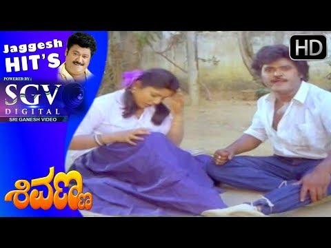 Jaggesh Comedy Scenes -  Jaggesh And Drill Master Comedy Scenes | Shivanna Kannada Movie
