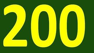 ТОП 200 АНГЛИЙСКИХ СЛОВ. УЧИМ АНГЛИЙСКИЕ СЛОВА. АНГЛИЙСКИЙ ДЛЯ НАЧИНАЮЩИХ