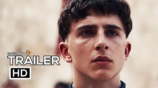 THE KING Official Trailer (2019) Timothée Chalamet, Robert Pattinson Movie HD