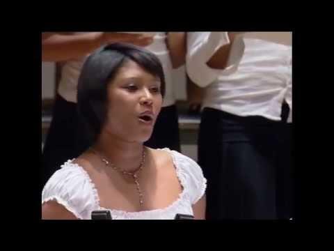 New Apostolic Church Cape Town Choir sing Old time relegion