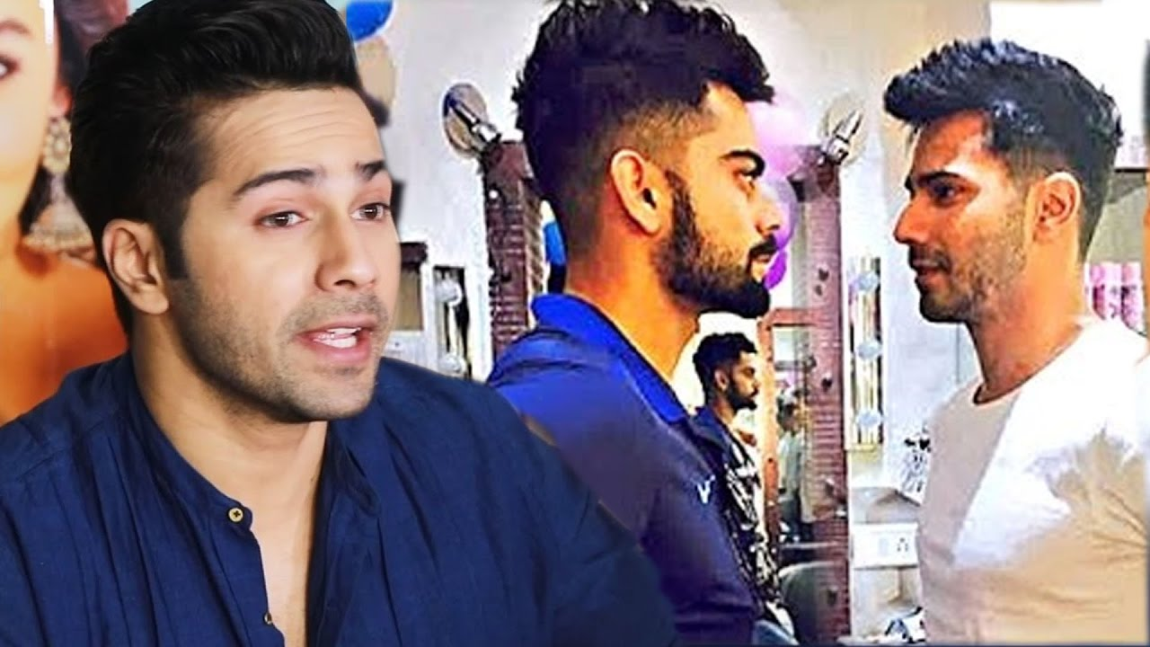 varun dhavan hair style varun dhawan reaction on hakim s aalim copying 4232 | maxresdefault