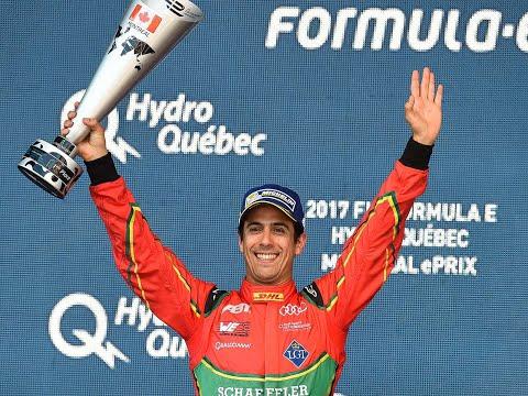 Interview de Lucas di Grassi, Champion du monde de Formula E 2016-2017
