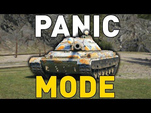PANIC MODE in
