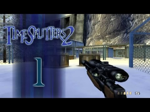 Let's Play TimeSplitters 2 - Episode 1 - Siberia