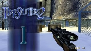 Let's Play TimeSplitters 2 - Episode 1 - Siberia