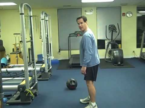Hip Strength & Stability For A Power Golf Swing!
