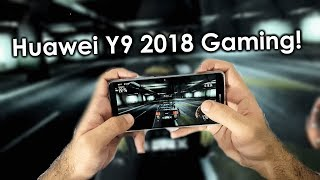 Huawei Y9 2018 Gaming Review & Heating Test!