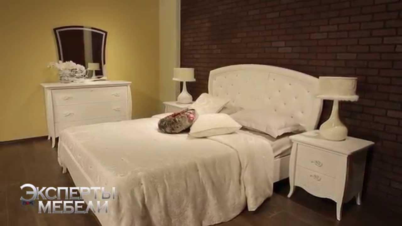 элитные спальни Ninfea из италии итальянская спальня в классическом