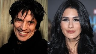 Tommy Lee and Brittany Furlan Caught Mid-Makeout -- See the Steamy Hookup!
