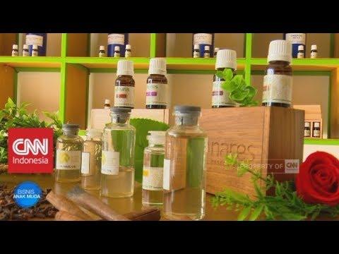 Tetesan Rezeki Minyak Asiri - Bisnis Anak Muda